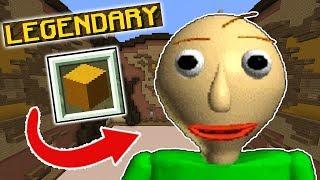 BALDI (Minecraft Build Battle)