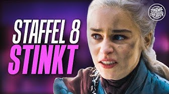 GAME OF THRONES: 13 Dinge, die uns an Staffel 8 nerven!