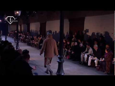 fashiontv | FTV.com - MILAN MAN F/W 2009-10- ALEXANDER MCQUEEN