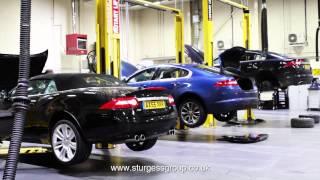 About Us - Sturgess Jaguar Car Dealer