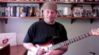 Eric Clapton - Cream Inspired Guitar Lick 2 - Blues Licks Guitar Lesson