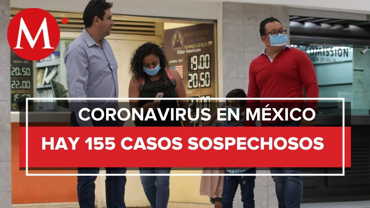Primer muerto con coronavirus Covid-19 en Mxico (Tuit y mapa)