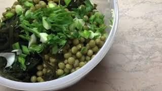 Салат из морской капусты… #салатизморскойкапусты…