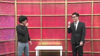 ピラメキーノ朝‐1グランプリ シソンヌ メガネ店で視力検査 http://www....