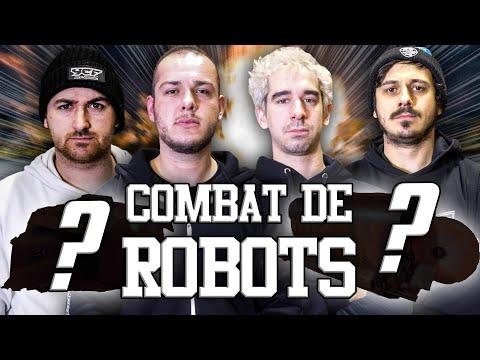 COMBAT DE ROBOTS ! #5 Feat La Boiserie !