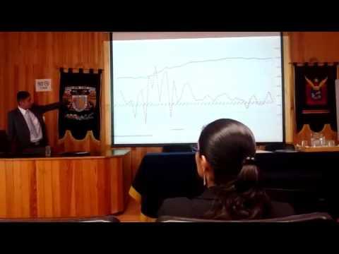 Examen profesional - Facultad Economía UNAM