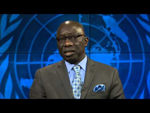 "Mr. Adama Dieng: ""The Rule of Law in Senegal"""