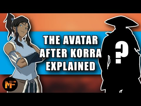 The Earthbending Avatar After Korra Explained (Canon): Avatar the Last Airbender Explained