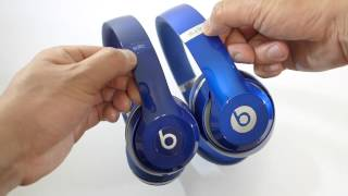 First Look: Redesigned Beats Solo 2 in BLUE