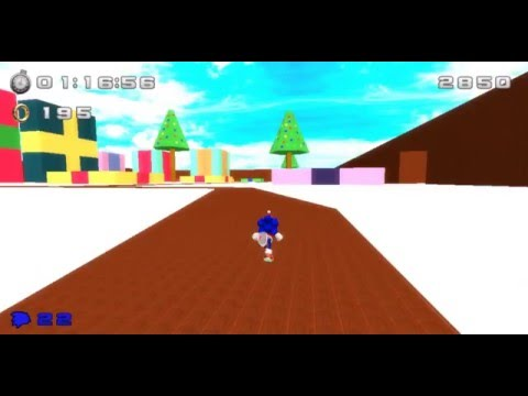 how to download sonic world mods