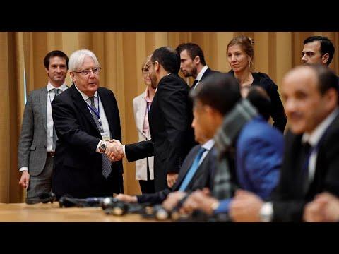 طرفا الحرب اليمنية يعقدان أول اجتماع مباشر ضمن محادثات السلام في السويد…  - نشر قبل 2 ساعة