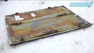 Начался принудительный снос гаражей на Детской на ул. Богданова(, 2016-12-11T07:27:59.000Z)