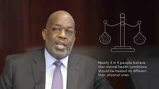 Why We Must End Mental Health Stigma – Chairman and CEO Bernard J. Tyson | Kaiser Permanente