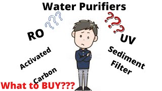 How to Select Water Purifiers?