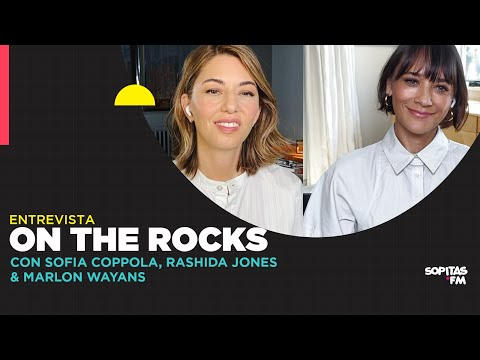 On the Rocks I Entrevista con Sofia Coppola, Rashida Jones y Marlon Wayans sobre estreno en AppleTV+