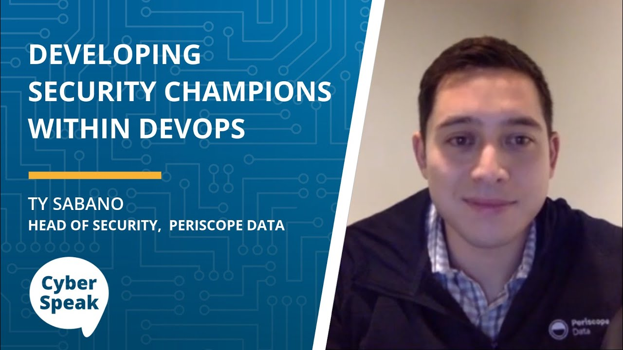 Developing security champions within DevOps