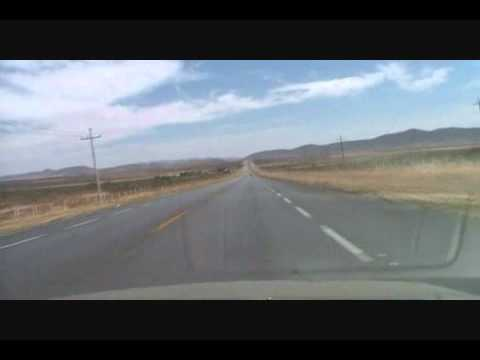 Time Lapse Car Travel - Northern Mexico