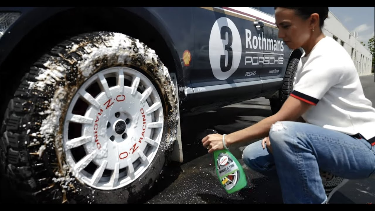 The Joy of Getting Clean Ep. 2 | Turtle Wax | Car Detailing After Dirty Salt Flats Adventure