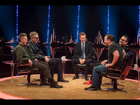 Interview - Depeche Mode | Skavlan |