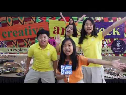 Creative Arts Week 2018 Harrow International School Bangkok