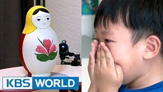 Seol-Sua are gone! Daebak bursts into tears! [The Return of Superman / 2017.07.23]