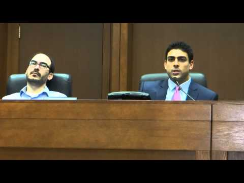 Derek Khanna at FSU Law Fed-Soc's event on Bitcoin