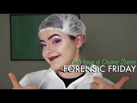 Entering A Crime Scene | Forensic Friday