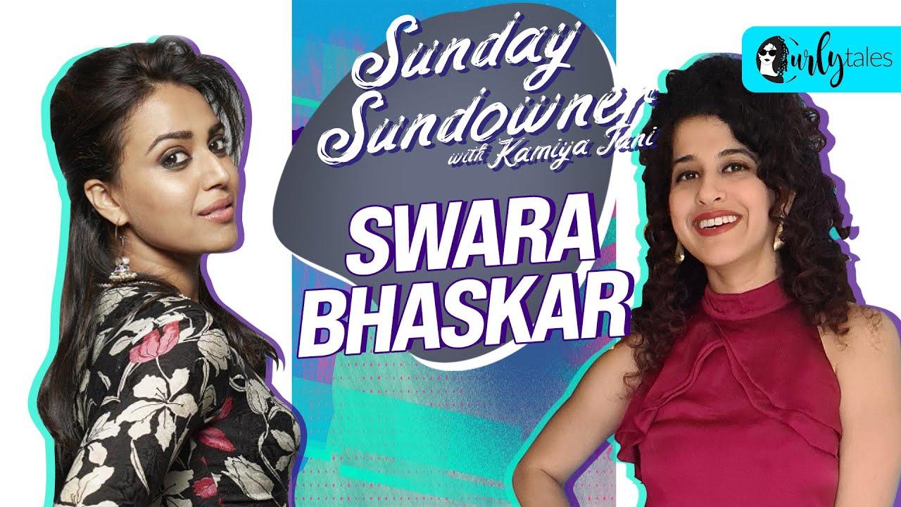 Sunday Sundowner Ep 5: Swara Bhaskar On Her Twitter Reputation; Love For Travel, Food & Banta