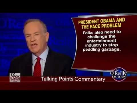 Bill O'Reilly President Obama & The Race Problem