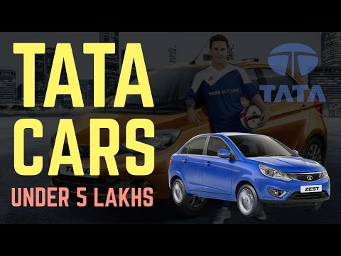 Top 5 Tata Motors Cars under 5 Lakhs 2016-17 [Reviews, Pics, Specs, Mileage & More..]