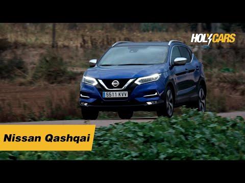 Nissan Qashqai 2019 - Prueba / Review en español   HolyCars TV