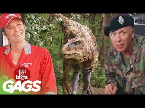 Best of Terrifying Pranks | Just For Laughs Compilation