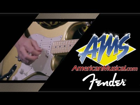 Fender Exclusive American Special Stratocaster Demo - American Musical Supply