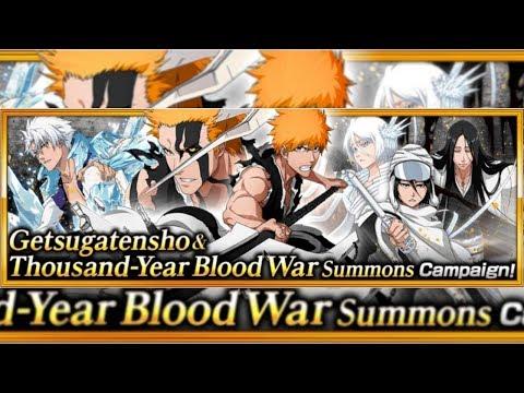 Bleach Brave Souls: Guerra dos mil anos CAMPANHA DE ABRIL!!! Summons da TYBW!!! - Omega Play
