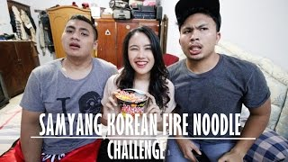 EXTREME SPICY NOODLE CHALLENGE x2 _ SAMYANG NOODLES-9U_ZWvUf2_w