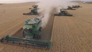 Wiele połączyć zarówno do zbiorów z dziedziny techniki rolniczej w akcji