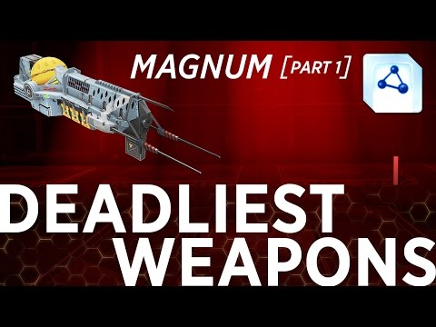 Magnum - Deadliest Weapon - War Robots - Part 1