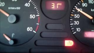 jauge liquide de refroidissement 806 peugeot 1998
