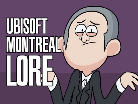 LORE - Ubisoft Montreal Lore in a Minute!