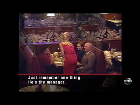 'What Would You Do?': Would You Stop Sexual Harassment at Diner?
