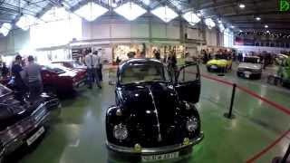 VW Beetle и другие на фестивале Стиля и Скорости (4k, 3840x2160)
