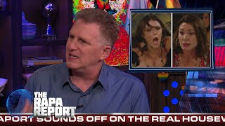 Michael Rapaport is Concerned for Sonja Morgan | WWHL