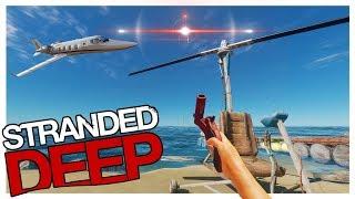 Stranded Deep | LET'S GO HOME | Stranded Deep Updated 9