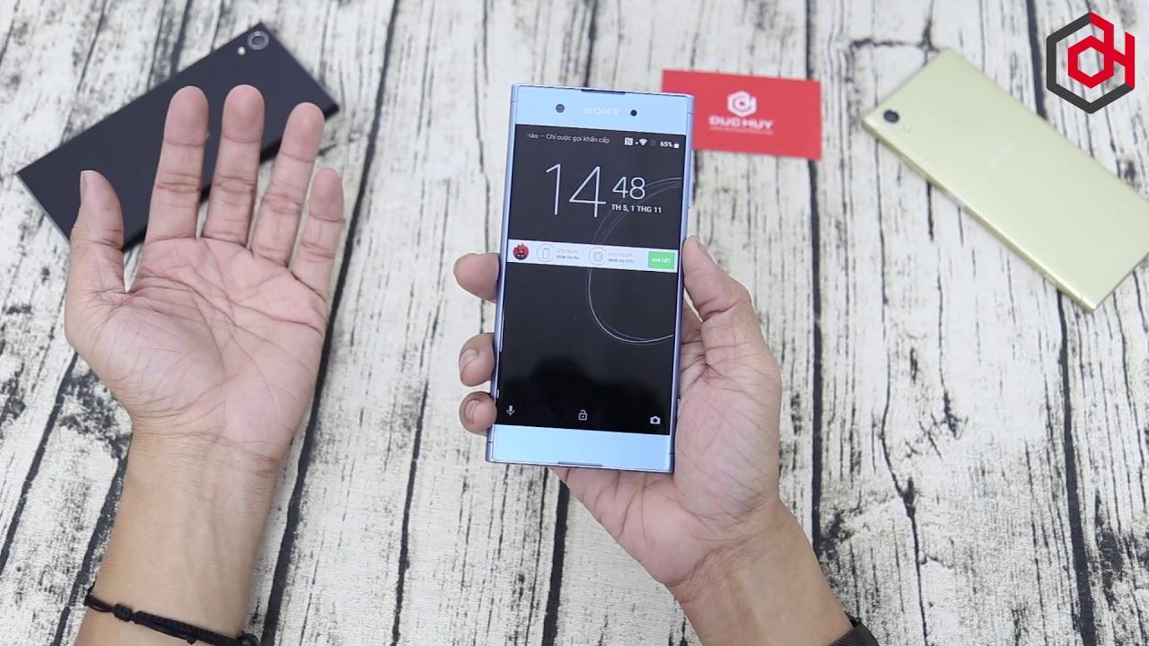 Sony Xperia XA1 Plus, smartphone ĐÁNG MUA của Sony, giá dưới 3 triệu