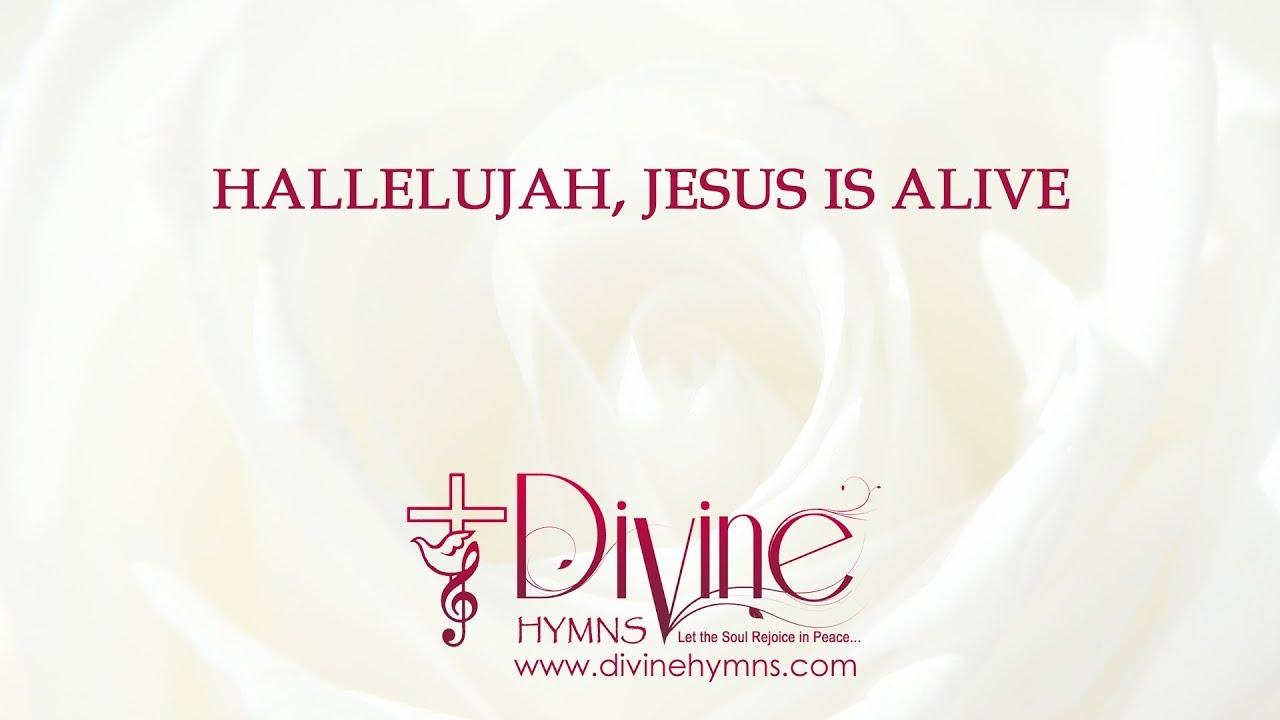 Hallelujah jesus is alive song lyrics video
