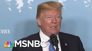 Watch Ambassadors React To Trump Doctrine: 'We're America B****' | The Beat With Ari Melber | MSNBC