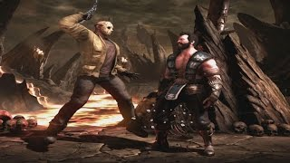 Mortal Kombat X: Jason and Sub-Zero Swap Fatalities,Brutalities,Intros and Outros