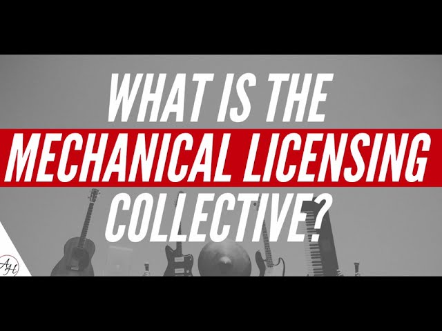 What is The Mechanical Licensing Collective | How To Collect Royalties On Music | ArtistHustle TV