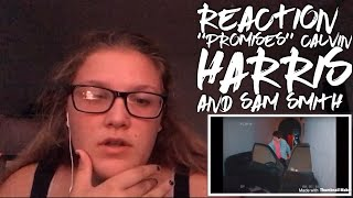 "reaction ""promises"" calvin harris and sam smith"