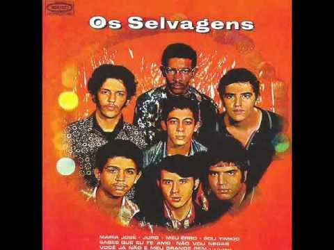 OS SELVAGENS - ÁLBUM - 1970